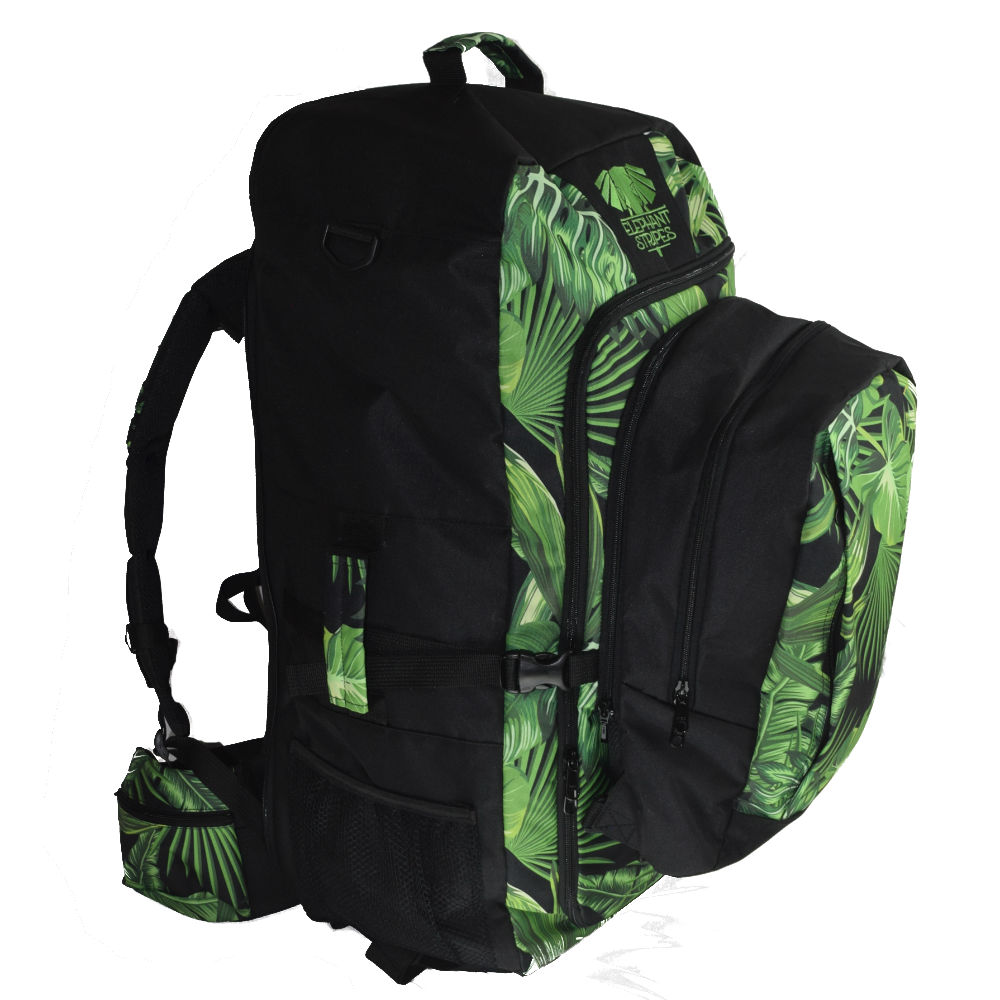 Rainforest 65L Travel Pack with daypack