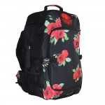 Wild poppies 45 L Carry on travel pack
