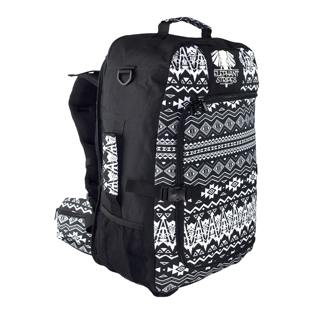 geometric explorer 45L carry on travel pack