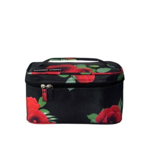 Wild Poppies Cosmetic Case