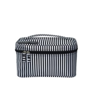 Stripey Cosmetic Case