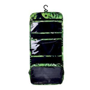 Rainforest Hanging Toiletry Bag