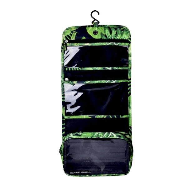 3c3f7cd73d00 Rainforest Hanging Cosmetic Bag