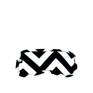 Chevron Eye Mask