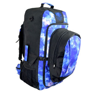 Ripples of Belize 65L Travel Pack with daypack