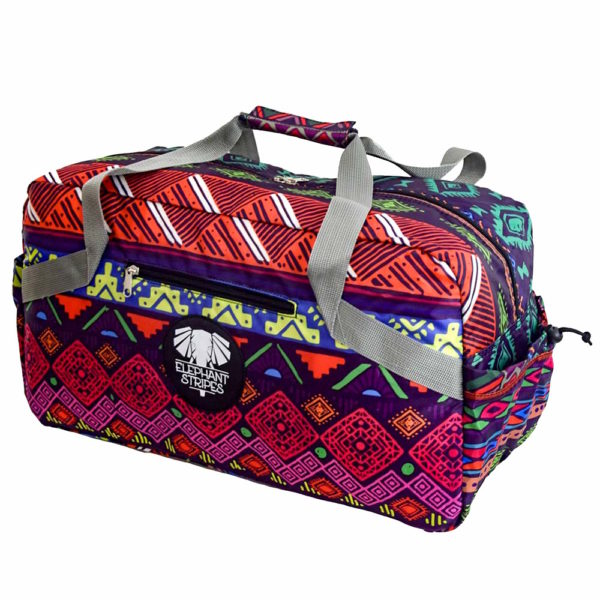 Radventure Fold Up Overnight Bag Versatile Stylish