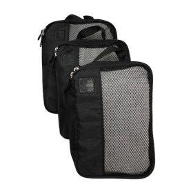 Black Packing Cube Set