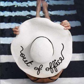 women-straw-summer-hat-quote
