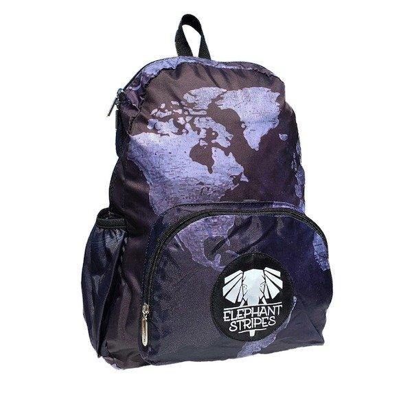 monochrome maps backpack