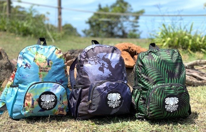 travel backpacks packable