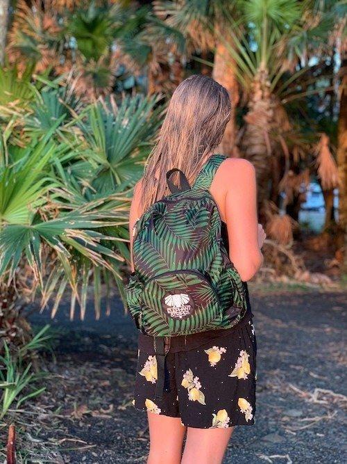 forest travel bag