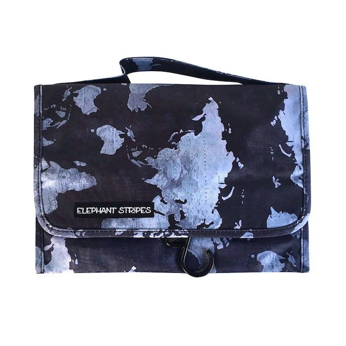maps toiletry bag