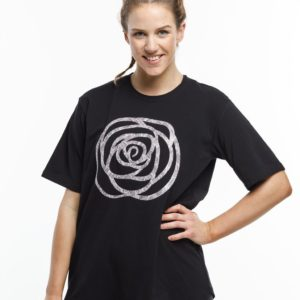 rose road luxe tee