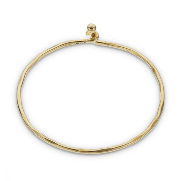 palas brass bangle