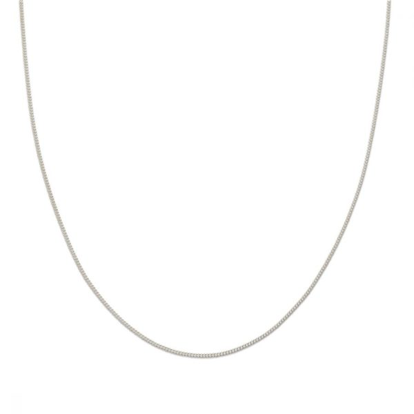 palas silver fine chain