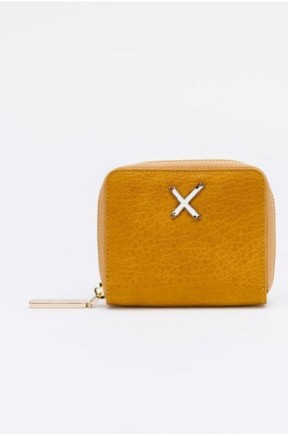 mustard pip wallet by home-lee